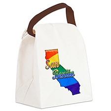 San Benito Canvas Lunch Bag