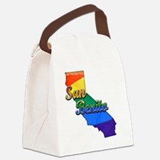 San Benito Canvas Lunch Bag