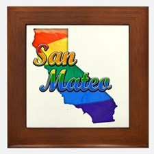 San Mateo Framed Tile
