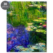 iPadS Monet WL19 Puzzle