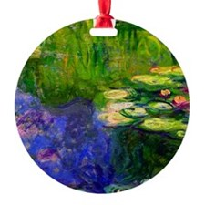 iPadS Monet WL19 Ornament
