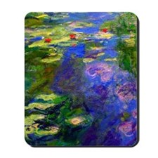 K/N Monet WL19 Mousepad
