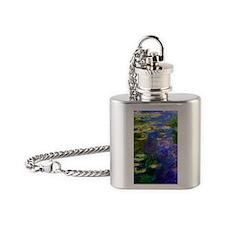 K/N Monet WL19 Flask Necklace