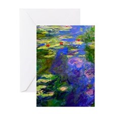 K/N Monet WL19 Greeting Card