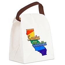 Santa Clarita Canvas Lunch Bag