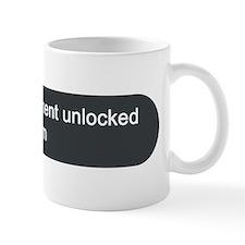 Born (Achievement) Small Mugs