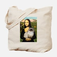 Mona's Himalayan Cat Tote Bag