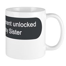 Baby Sister (Achievement) Mug