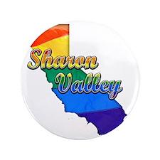 "Sharon Valley 3.5"" Button"