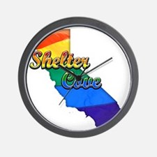 Shelter Cove Wall Clock