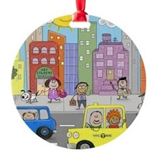 kidny puzzle Ornament