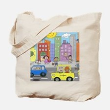 kidny puzzle Tote Bag