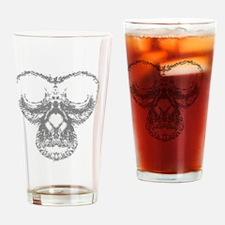 2000x2000monkey3 Drinking Glass