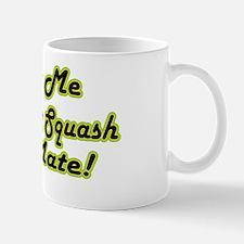 WALLYBY SQUASH_front Mug