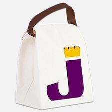 SuperJ Canvas Lunch Bag