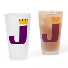 SuperJ Drinking Glass