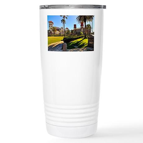 Lightner Casa Monica Stainless Steel Travel Mug