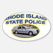 RHODEVIC Sticker (Oval)