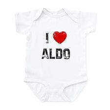 I * Aldo Infant Bodysuit