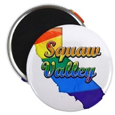 Squaw Valley Magnet