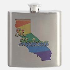 St Helena Flask