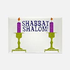 Shabbat Shalom! Rectangle Magnet