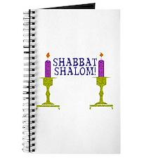 Shabbat Shalom! Journal