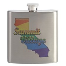 Summit Village Flask