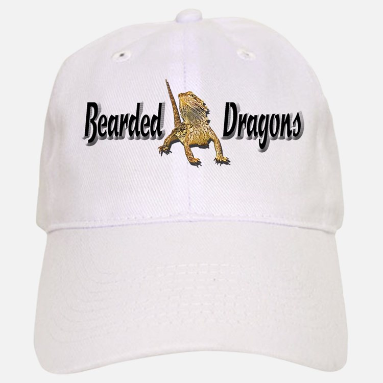 Bearded Dragon Baseball Baseball Baseball Cap