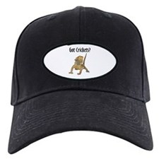 Bearded Dragon Got Crickets Baseball Hat