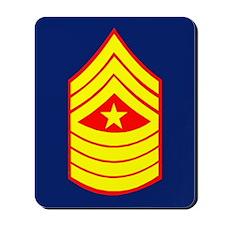 Sergeant Major <BR>Mousepad 1