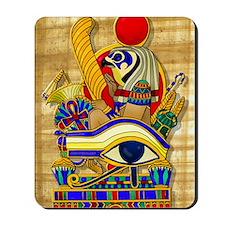 eye-of-horus-w-bg Mousepad