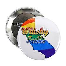 "Whiskey Falls 2.25"" Button"