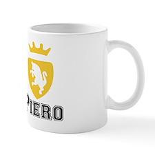 Del Piero Crest Mug