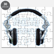 DJ Head Set Puzzle