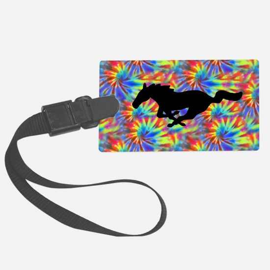 plate-4 Large Luggage Tag