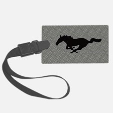 plate-10 Luggage Tag