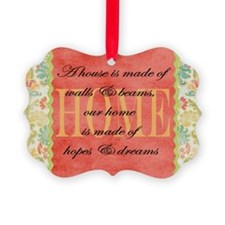 Hope and Dreams Ornament