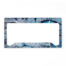 blueclutch License Plate Holder