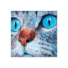 "bluepuzzle Square Sticker 3"" x 3"""