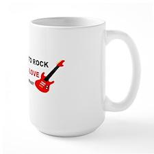 rock  roll Mug