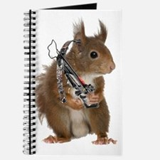 Daryl Squirrel Journal