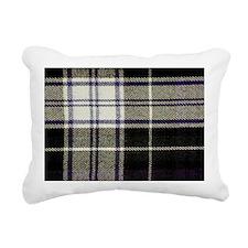 Tartan #43 Rectangular Canvas Pillow