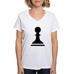Pawn Women's V-Neck T-Shirt