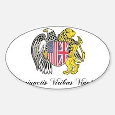 The Special Relationship Sticker (Oval)