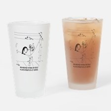 2748_bird_cartoon Drinking Glass