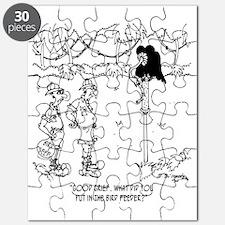 5838_vulture_cartoon Puzzle