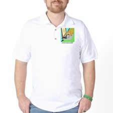 8547_cat_cartoon T-Shirt