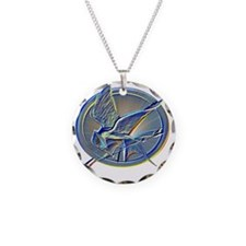 silverhuedmockingjay Necklace