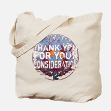 black district 12 thank you for your cons Tote Bag